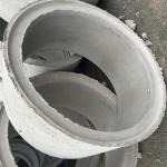 Anel de concreto para poço de visita